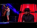 "Шоу ""Голос"" Великобритания - ""Get Lucky"" на арфе / The Voice UK: Anna McLuckie - ""Daft Punk - Get Lucky"" on the harp"