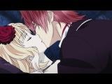 TV | Diabolik Lovers | Возлюбленные Дьявола - 12 серия END [Nuriko & Metacarmex]
