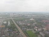 Посадка в Бангкоке. Рисовые поля в наличии.